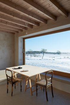 Tham & Videgård Arkitekter designs austere holiday home on Swedish island