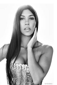 Image result for kourtney kardashian black and white