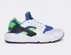 "#Nike Air Huarache ""Scream Green"" OG #sneakers"