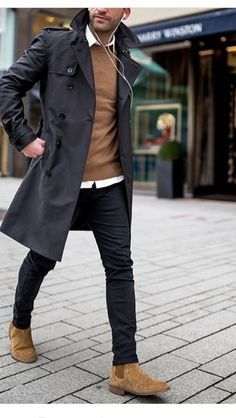 Men's Fashion - How