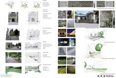 Finalists Canterbury Cathedral Landscape Competition