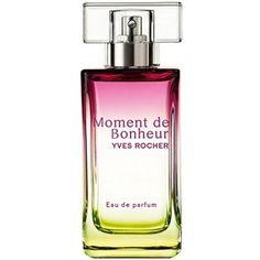 Moment de Bonheur YVES ROCHER 2011 (Pivoine, églantine, notes vertes - Rose - Bois de cèdre, patchouli)