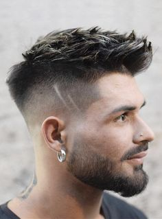 Top 30 Best Dapper Haircuts For Men Stylish Dapper Haircuts Of 2019 New Hair Cut new hair cut for men 2019 Trendy Mens Haircuts, Popular Mens Hairstyles, Cool Hairstyles For Men, Hairstyles Haircuts, Popular Haircuts, Black Hairstyles, Dapper Haircut, Beard Haircut, Hair And Beard Styles