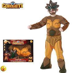 Disfraz de Gormiti Tierra Deluxe #infantil #disfraces #carnaval