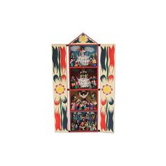 NOVICA Handcrafted Christian Theme Easter Retablo Diorama (120 CAD) ❤ liked on Polyvore featuring home, home decor, holiday decorations, clothing & accessories, sculpture, handmade home decor, jesus figurine, handcrafted home decor, cross home decor and easter figurines