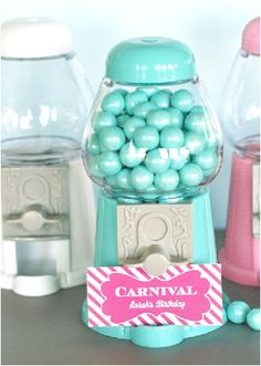 Shop Mini Gumball Machines Place-card Holders