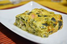 Taste this Authentic Italian Recipe, Stuffed Frittata is a traditional main dishes and they are made with. Italian Desserts, Italian Recipes, Italian Main Dishes, Sicilian, Antipasto, Carne, Quiche, Food And Drink, Appetizers