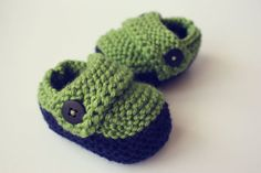 Baby loafers pattern $5