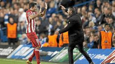 """Diego Costa: """"Sólo hay un equipo donde ir si tengo que salir del Chelsea"""""""