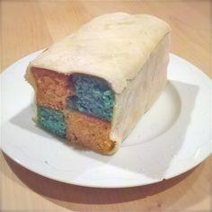 BinomialBaker: Daring Bakers' Challenge June 2012: Battenberg Cake