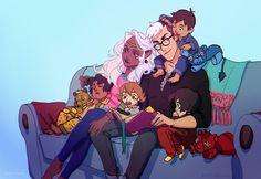 "avatarkasia: "" Space family. """