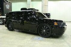 Mommy's next car...bad a$$ Ford Flex