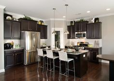 The perfect kitchen!