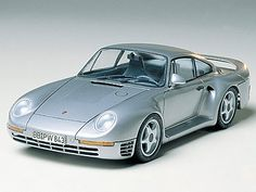 TAM24065 TAMIYA MODELS - 1/24 Porsche 959 Sports Car (Plastic Models)