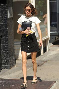 Fashion Street London Alexa Chung 54 Ideas For 2019 Urban Fashion, Trendy Fashion, Girl Fashion, Girl Outfits, Cute Outfits, Fashion Outfits, Plaid Outfits, Alexa Chung Style, Dedicated Follower Of Fashion