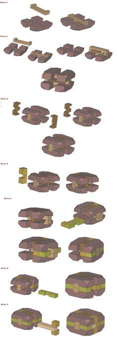 sirius hexagon puzzle solution