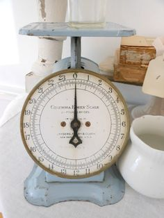 Want a Columbia Family Scale.....