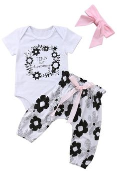 Girls' Clothing (newborn-5t) Outfits & Sets Baby Clothes Girl Floral Romper Jumpsuit Sunsuit Outfit 3-6m Demand Exceeding Supply