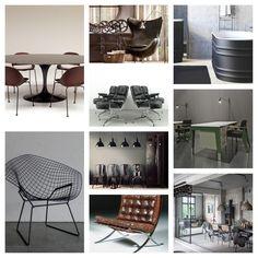 Industrial Elements in Interior