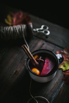 Mulled Wine- Barcelona Food Styling + Photography + Wine Tasting Workshop with Eva Kosmas Flores