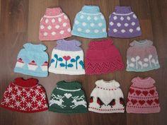 Ravelry: Seasonal dresses Pattern pattern by Julie Williams