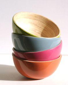 Abode NY - Bo Bowls by Ekobo - bamboo - fair trade - made in Vietnam