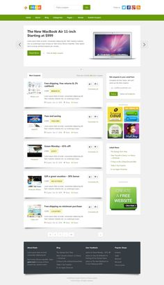 Deals is a responsive WordPress themewhich allows you to store / manage coupons, promo codes and discounts from various websites and stores.Deals is a great choice – It's truly a WordPress App theme that could turn your website traffic into money.