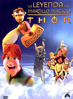Thor es una adolescente que trabaja como herrero, pero aunque lleva una vida normal, es un semidios fruto de la unión del Dios Odín con una mortal. Para saber si está disponible, pincha a continuación: http://absys.asturias.es/cgi-abnet_Bast/abnetop?ACC=DOSEARCH&xsqf01=leyenda+martillo+magico+thor