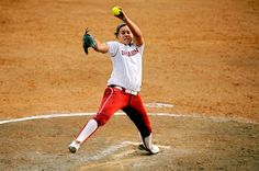 Keilani Ricketts. My favorite Softball Player and my role model.