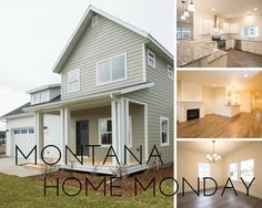 Gorgeous brand new Bozeman home!