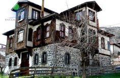 Historical Ankara Houses