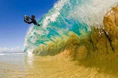 Bodyboard- this is just an awesome photo!