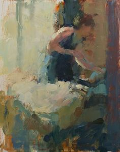 Ingrid Christensen | Figurative Impressionist painter | Tutt'Art@ | Pittura…