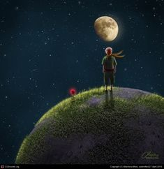 The Little Prince by Marilena Mexi | 2D | CGSociety