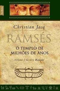 Ramsés - O Templo de Milhoes de Anos - Vol. II - Ed. De Bolso