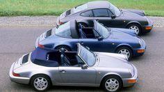 Porsche 911 celebrates its 50th anniversary | Motor1.com