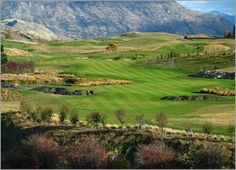 Even if you can't play this private course on your New Zealand golf vacation, its clubhouse is a must-see. (Photo by Peter Sundstrom, flickr.com/psundstrom)