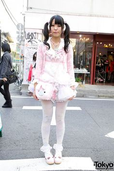 Harajuku street fashion   TOKYO Harajuku Street Fashion
