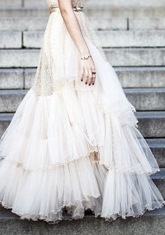 magical tulle...