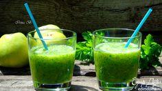 Смузи «Будь в форме»   Тем, кто следит за фигурой, предлагаем начать день с зеленого витаминного коктейля! #едимдома #готовимдома #рецепты #здоровье #польза #витамины #энергия #фигура #коктейль