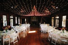 Barbara and Allen's beautiful DIY wedding at the Water Witch Club of Monmouth Hills.