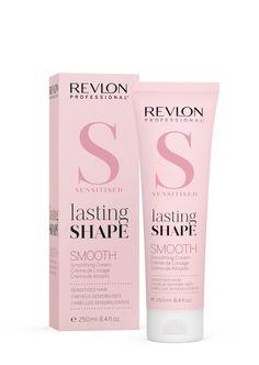 Revlon Professional lasting Shape Smooth Smoothing Cream Sensitised Hair 250ml.