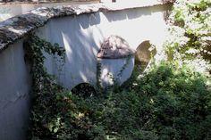 Madrid puente del alamo negro casa de campo obra de Sabatini