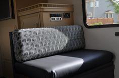 No-sew Cushions & Curtains (part 1)