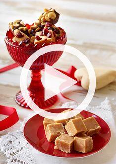 Purkkipikkuleivät - keksiainekset purkissa - Dansukker Fudge, Make It Yourself, Breakfast, Food, Morning Coffee, Essen, Meals, Yemek, Eten