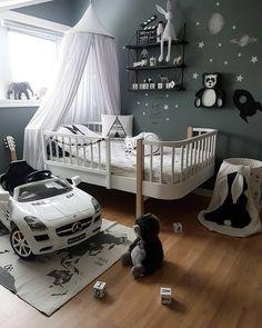 New Baby Room Decoration Ideas Baby Nursery Decor, Baby Bedroom, Baby Boy Rooms, Baby Decor, Room Decor Bedroom, Girls Bedroom, Baby Zimmer Ikea, Teenage Girl Bedroom Designs, Baby Room Design