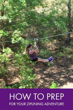 We share the tips to help you prepare for your zipline Florida experience.