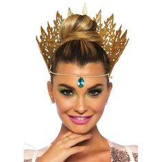 Gold Crown, Crown Royal, Halloween Accessories, Costume Accessories, Jewelry Accessories, Cut Own Hair, King And Queen Crowns, Fairy Hair, Stylish Eve