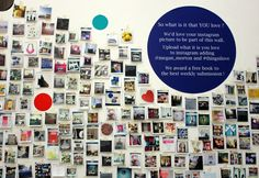 Love this instagram wall at last week's book launch for 'Things I Love' #meganmorton #thingsilove