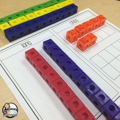 FREE Place Value Mat to help your student visualize what addition and subtraction with regrouping looks like!